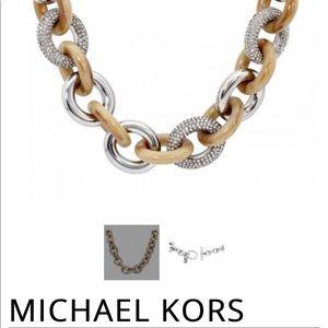 Michael Kors Toggle Choker